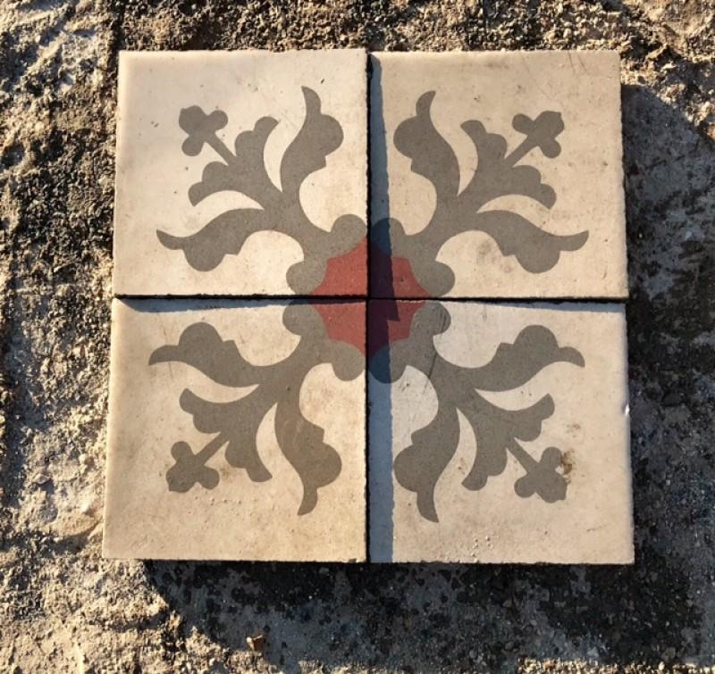 Losa de cemento. Mide 20 x 20. Disponible 9.52 m2