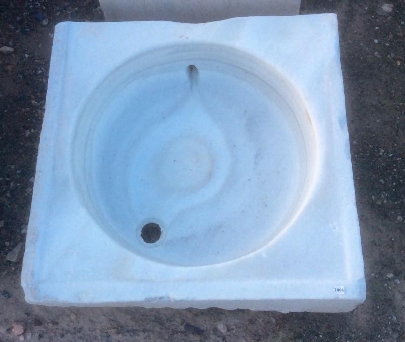 Ref 7066 fregadero de un seno cat logo antig edades - Fregadero de marmol ...