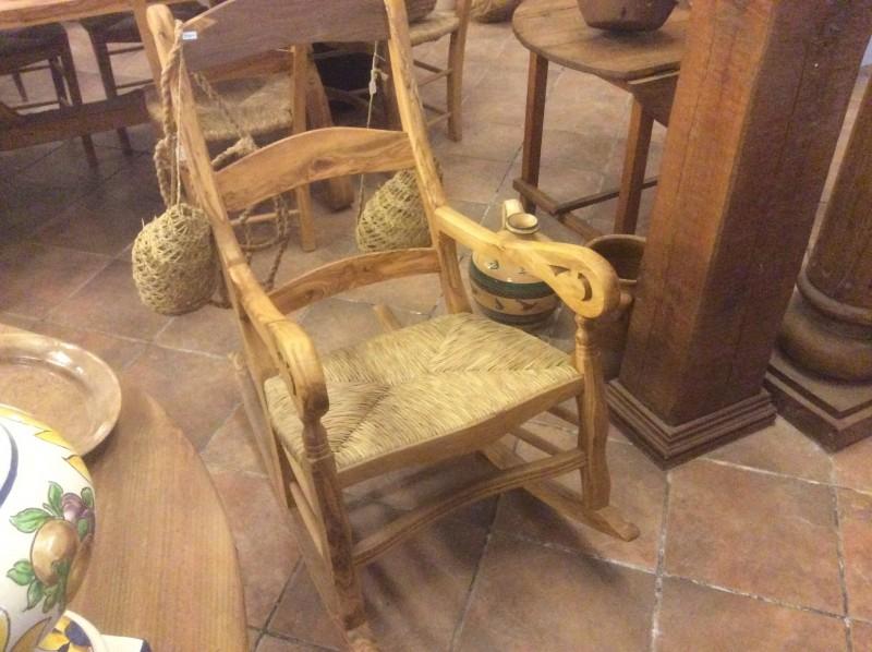 Sillas sillones y mecedoras mesas bancos y sillas cat logo antig edades diego reinaldos - Sillones mecedoras ...