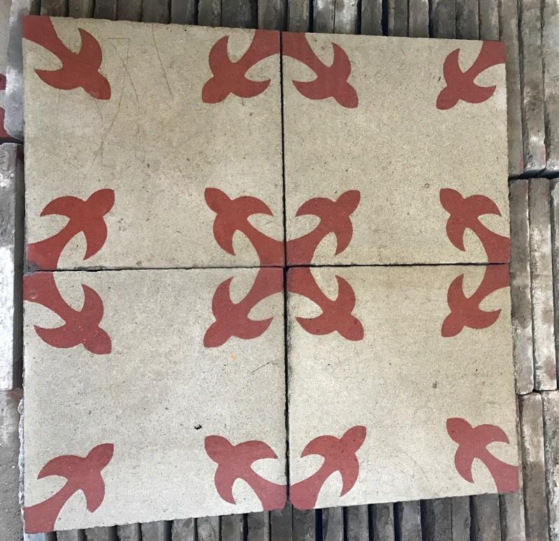 Losa de cemento. Mide 20x20. Disponible 3.16 m2