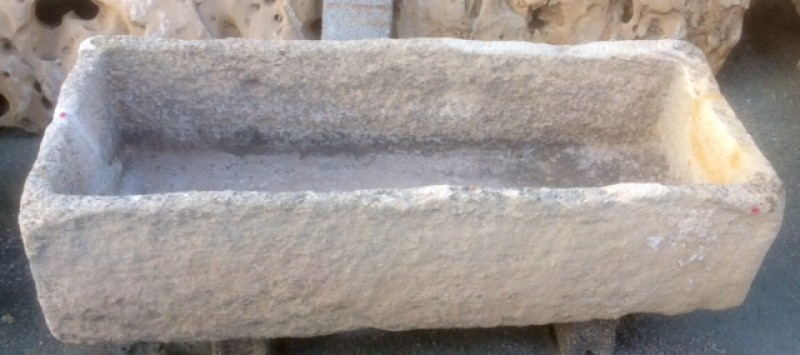 Ref 8127 pil n de piedra cat logo antig edades - Fregaderos de piedra antiguos ...
