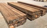 Vigas madera de pino antiguas cepilladas. Miden 14x15 y sus largos van desde 4.8 mts a 4.98 mts