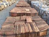 Losa de barro antigua. Mide 30x18 cm. En stock hay 332,97 m2