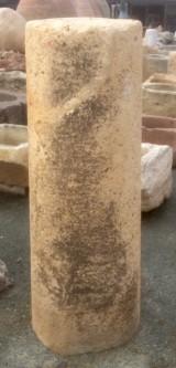 Rulo de piedra. Mide 53 cm de diámetro x 1.37 cm de alto