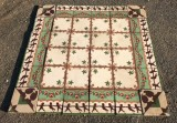 Losa de cemento, mosaico. Mide 20x20 cm. Disponible 4.40 m2 color, hay cenefa a juego 10.40 ml