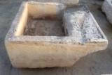 Pila de lavar antigua, mide 1.06 cm x 97 cm x 45 cm de alta.