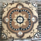 Losa de cemento. Mide 20x20. Disponible 3.88 m2