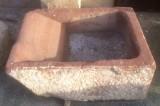 Pila de lavar antigua, mide 1.20 cm x 97 cm x 45 cm de alto