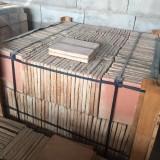 Losa de barro manual 25x25 cm